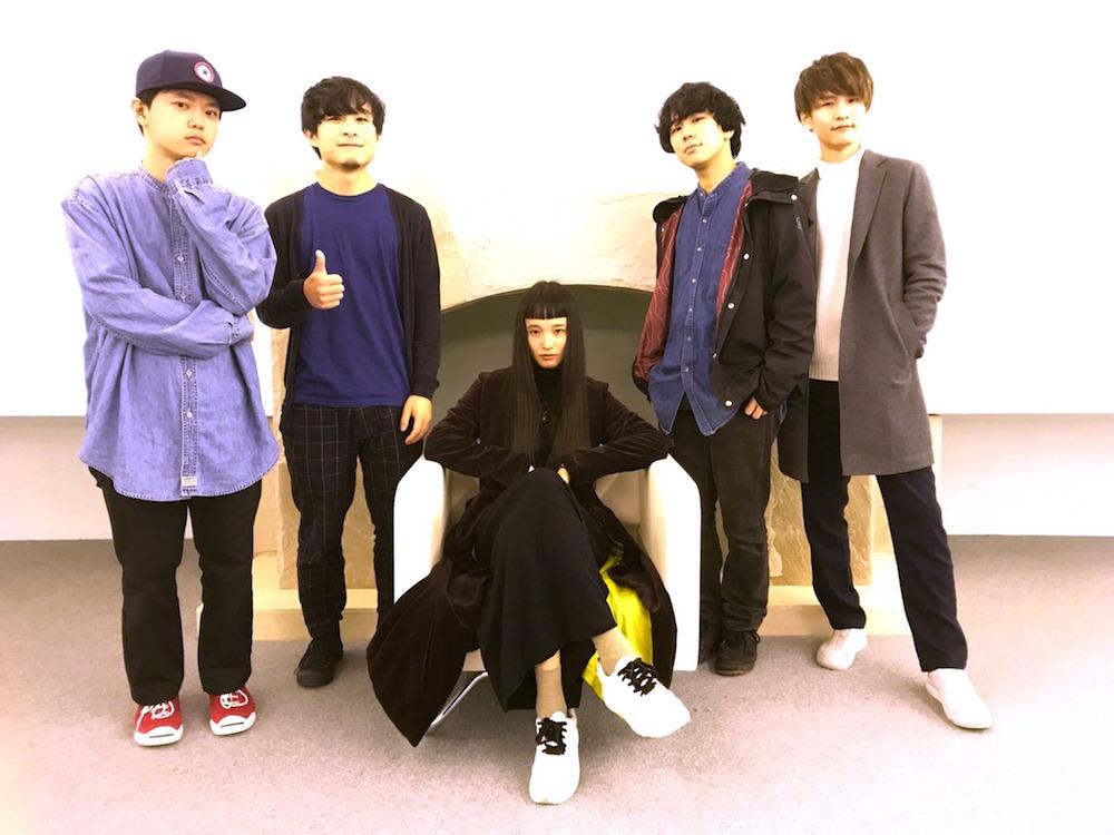 モデル萬波ユカがMV初出演!TVアニメ「3月のライオン」EDテーマBrian the Sun「カフネ」MV