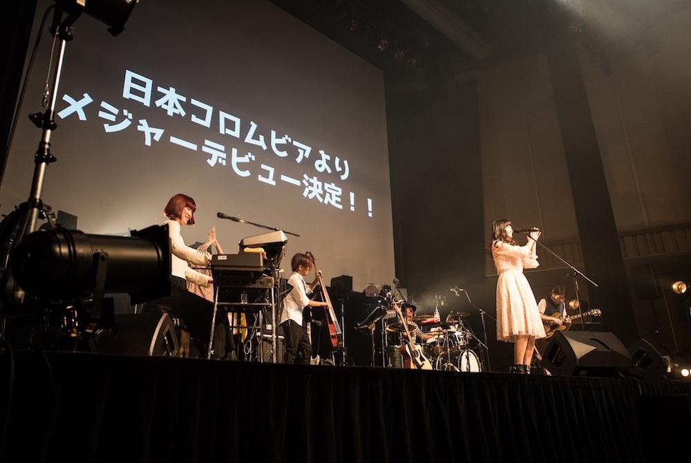 シンガーソングライター・中村千尋、自身初のホールワンマン
