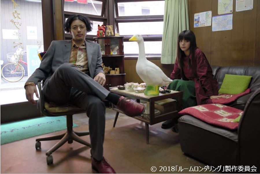 池田エライザ主演!オダギリジョー 映画『ルームロンダリング』