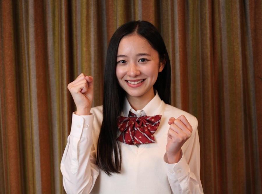 若手女優・堀田真由、クノール(R) カップスープのプロモーション