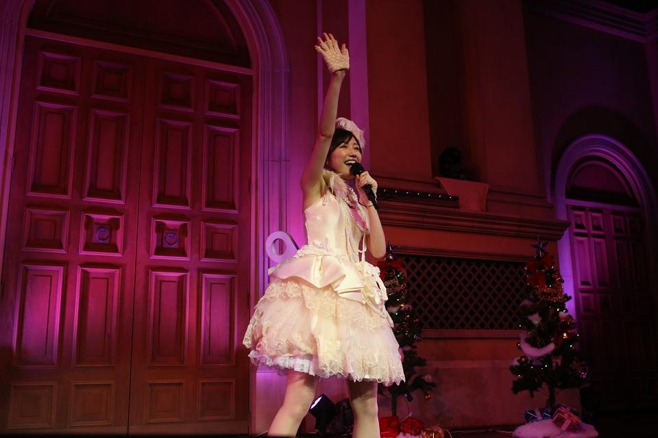 渡辺麻友・1stソロアルバム『Best Regards!』発売記念ライブ