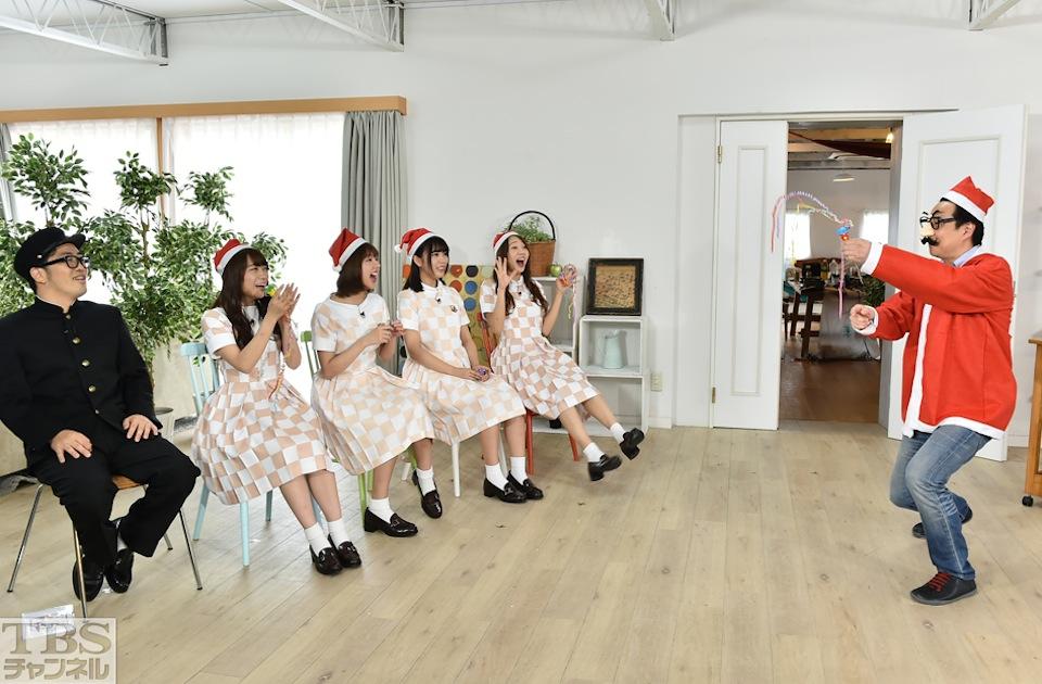 乃木坂46、クリスマスイブ『乃木坂46えいご(のぎえいご)』