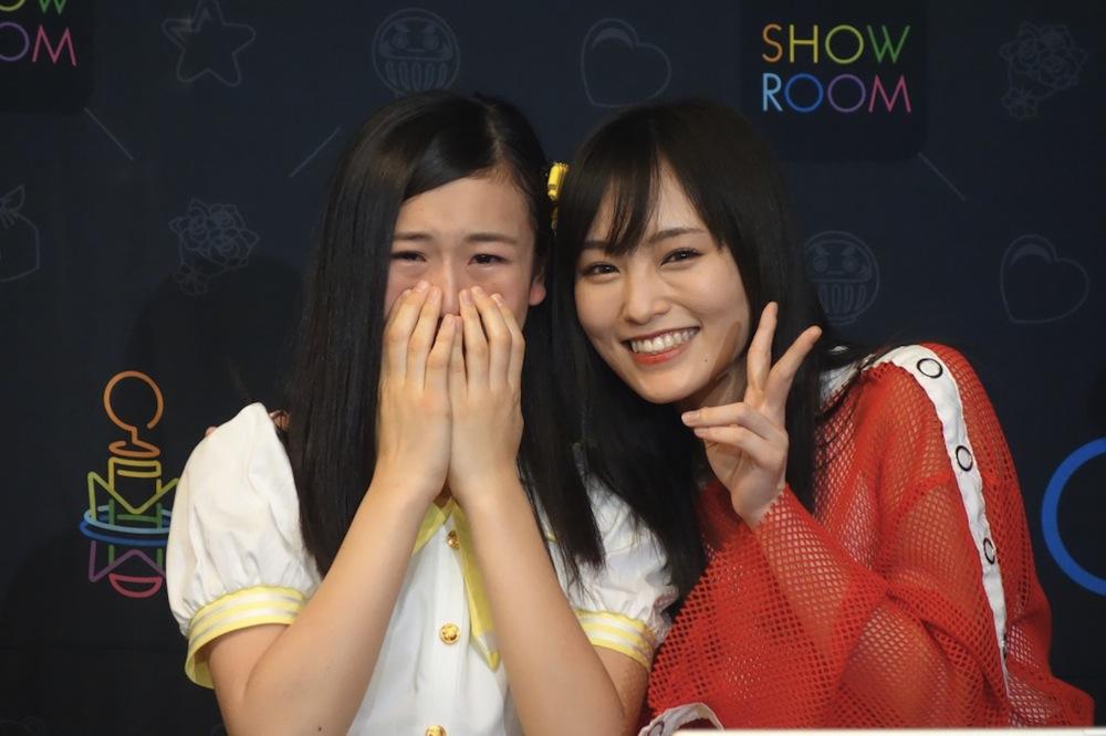 AKB48グループリクエストアワー SHOWROOM裏生配信!