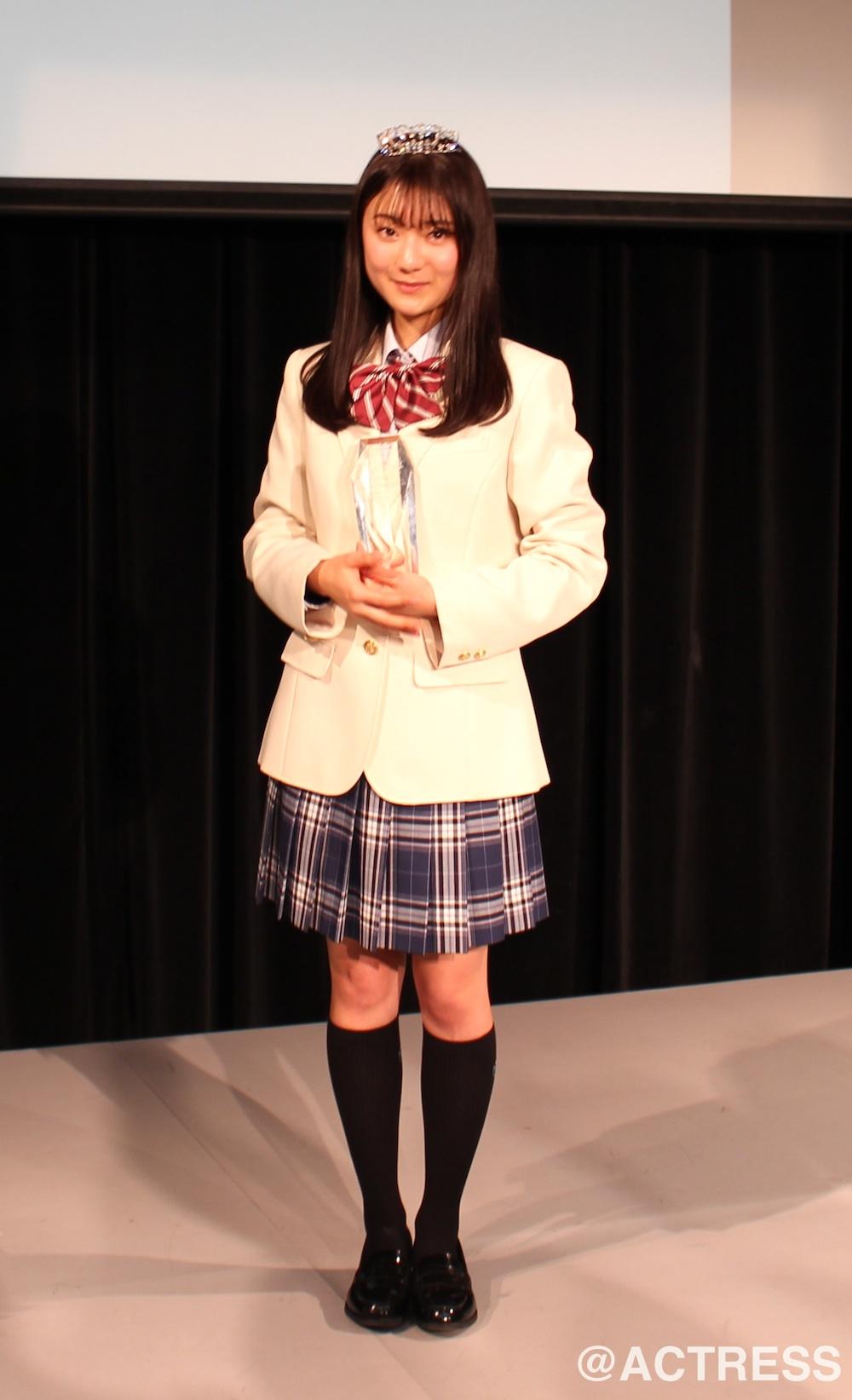 齊藤英里 日本制服アワード2018