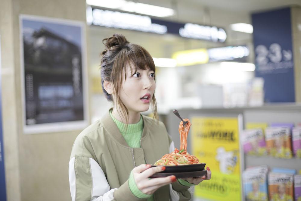花澤香菜・メ~テレ制作ドラマ「名古屋行き最終列車2018」
