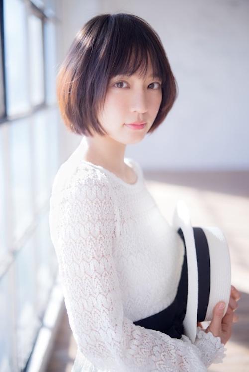 女優・吉岡 里帆、COCO DEAL ブランドミューズ