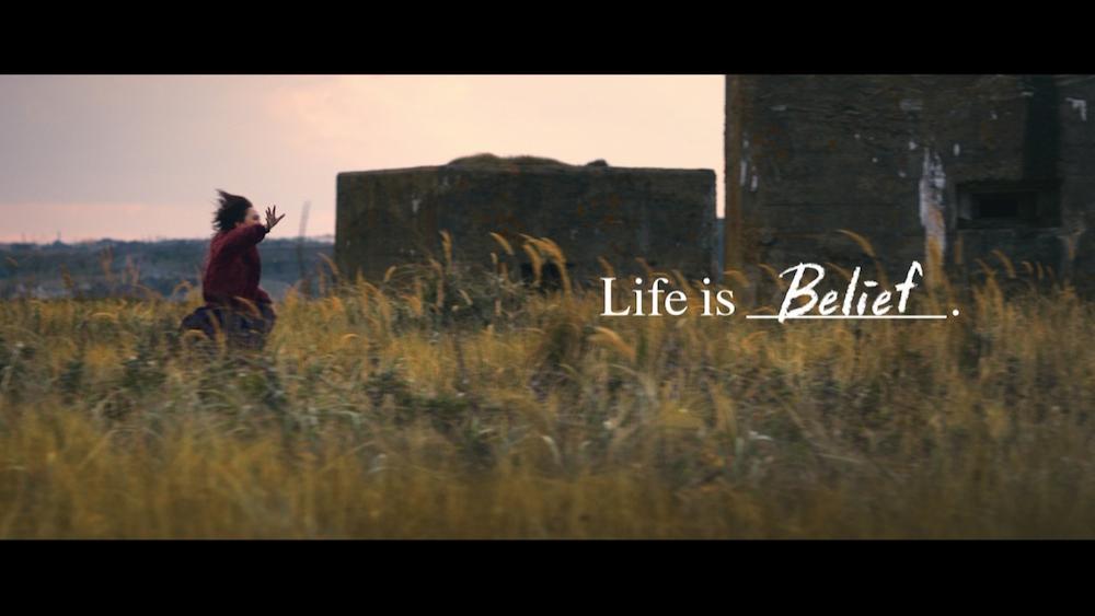 新垣結衣(GMOクリック証券・新CMの続編「Life is Belief」篇)