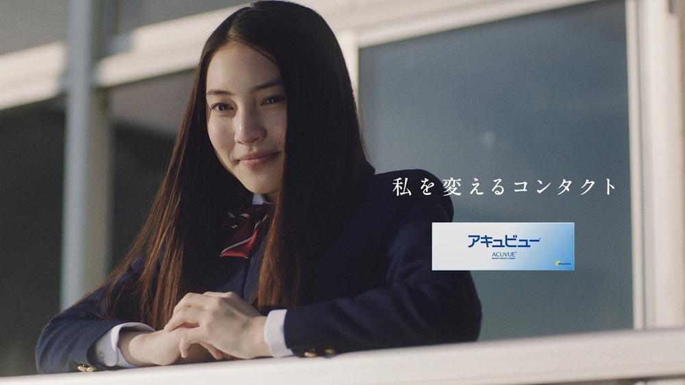 女優・戸田恵梨香 & 久保田紗友、姉妹役で主演!アキュビュー® 新CM