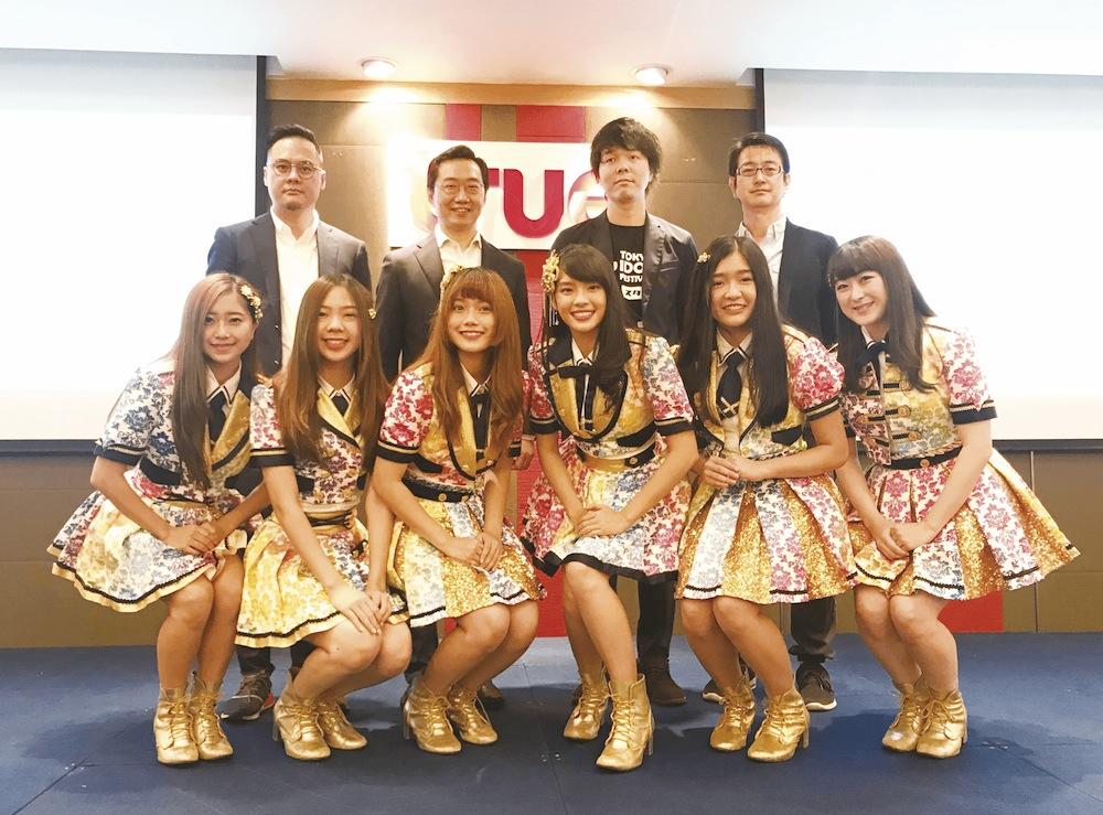 BNK48出演による、 『TOKYO IDOL FESTIVAL in BANGKOK COMIC CON』 の開催発表記者会見