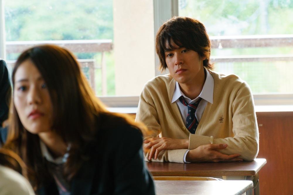 ドラマ『人狼ゲーム ロストエデン』第4話場面写真