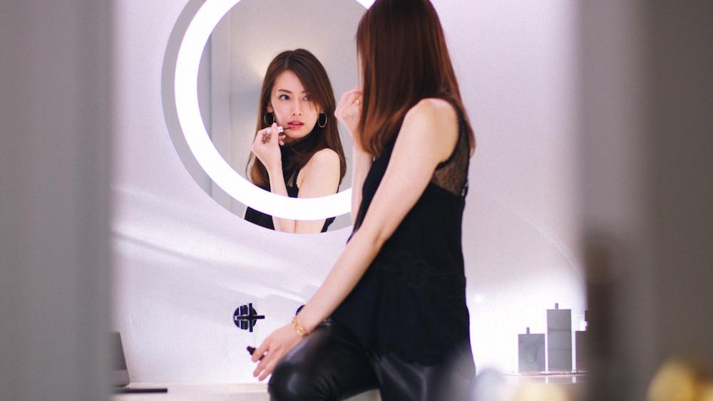 北川景子・コーセー メイクアップブランド『エスプリーク』新TV-CM「くちびる、もっと、わがままに」篇