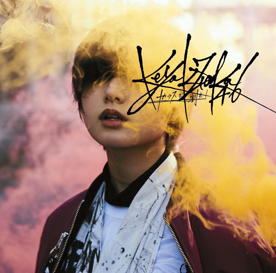 欅坂46、6thシングル「ガラスを割れ!」のジャケット写真