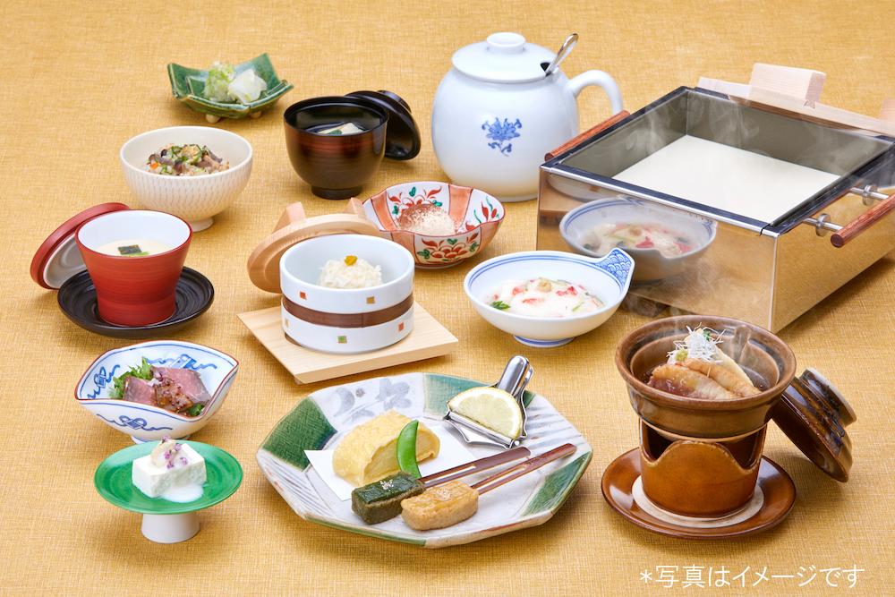 湯葉と豆腐の店『梅の花』