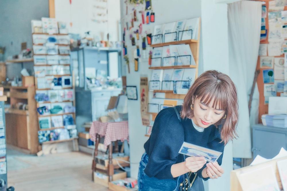 近藤千尋、韓国・釜山の旅
