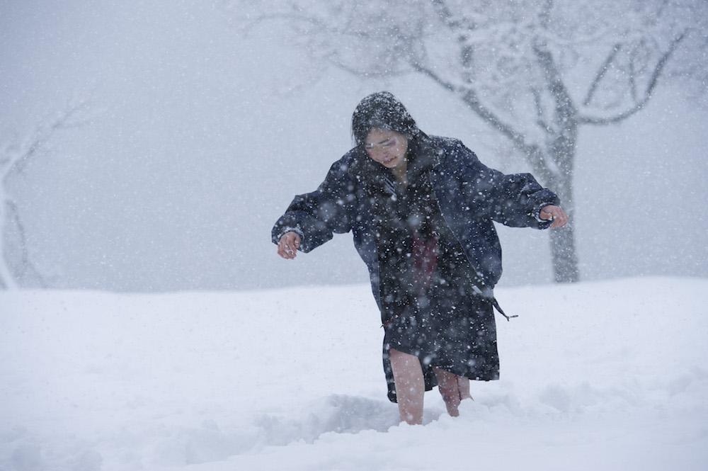 映画『私は絶対許さない』西川可奈子