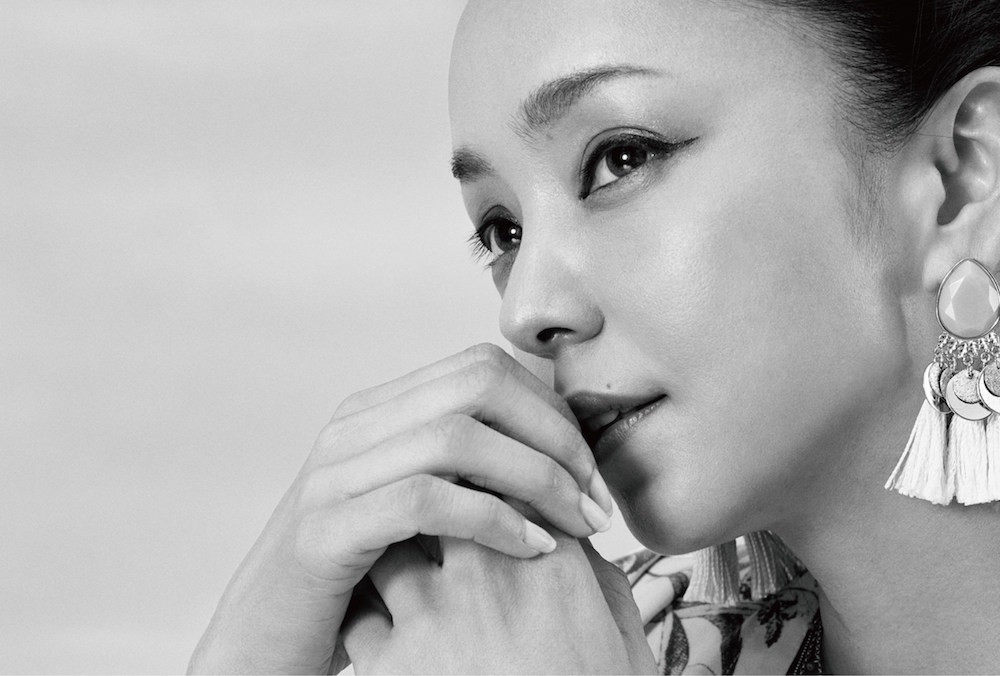 安室奈美恵、H&Mとスペシャルコラボレーション