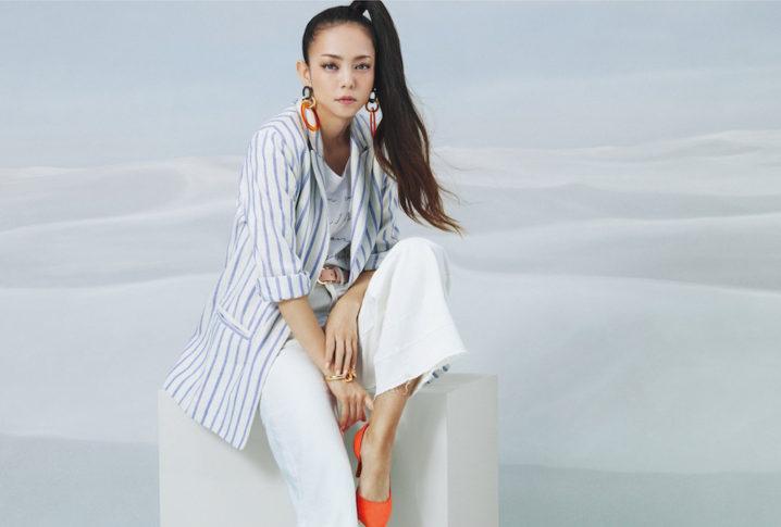 安室奈美恵,H&M,コラボ