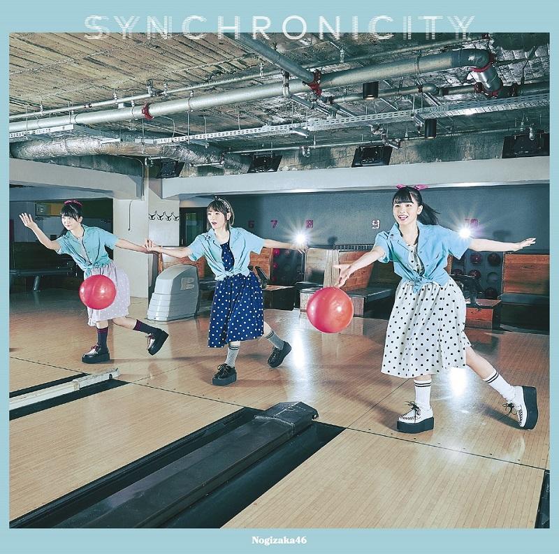乃木坂46 20thシングル『シンクロニシティ』のジャケット写真