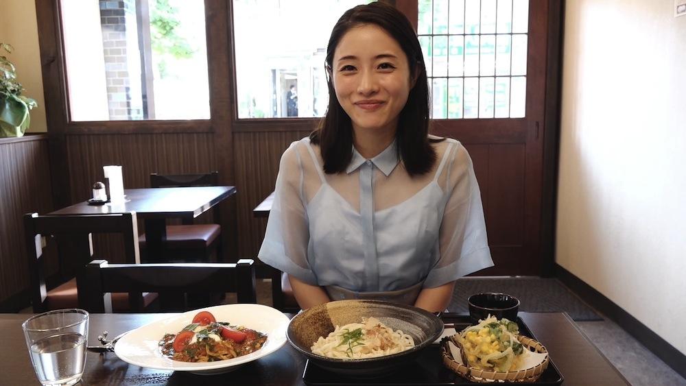 石原さとみ・challenge 234:新倉うどんを食べ比べよう!