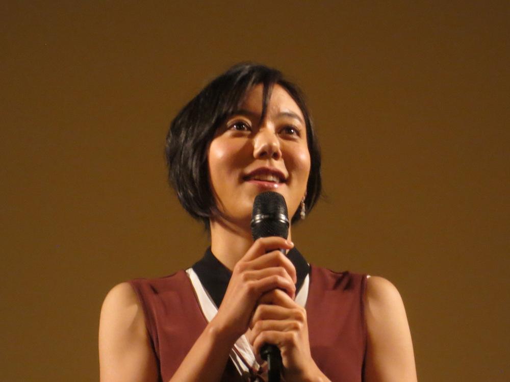 鈴木杏・ 映画『明日にかける橋』