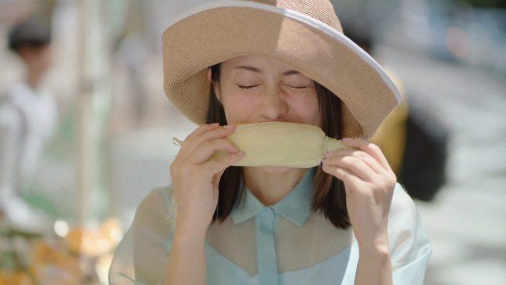 石原さとみが出演する、東京メトロ「Find my Tokyo.」新CM「和光市_みずみずしい街」篇