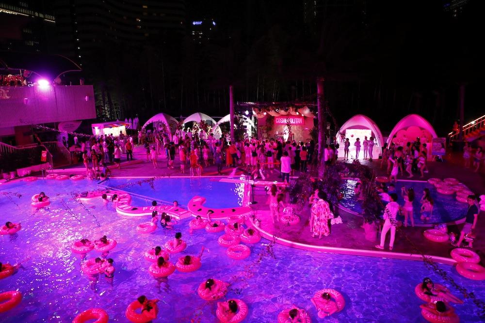 「COSMOPOLITAN SUMMER Party」