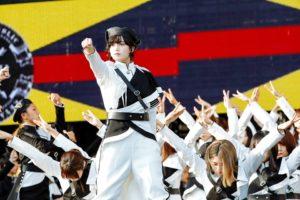 欅坂46、富士急での野外ワンマンライブ「欅共和国 2018」平手友梨奈 復活!