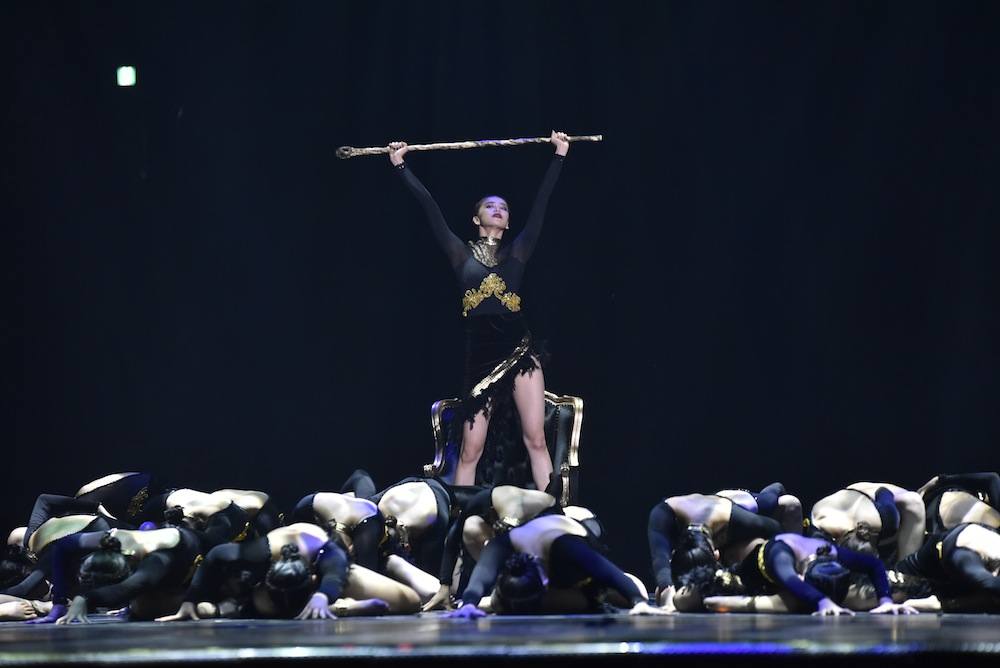 佐藤晴美、fabulous sistersと『DANCE ALIVE WORLD CUP 2018』で熱演!