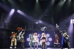 けやき坂46(ひらがなけやき)、舞台「マギアレコード 魔法少女まどか☆マギカ外伝」ゲネプロ