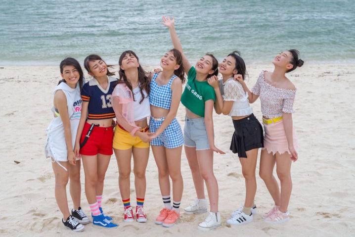 Chuning Candy(チューニングキャンディー)沖縄発 女性アイドルグループ