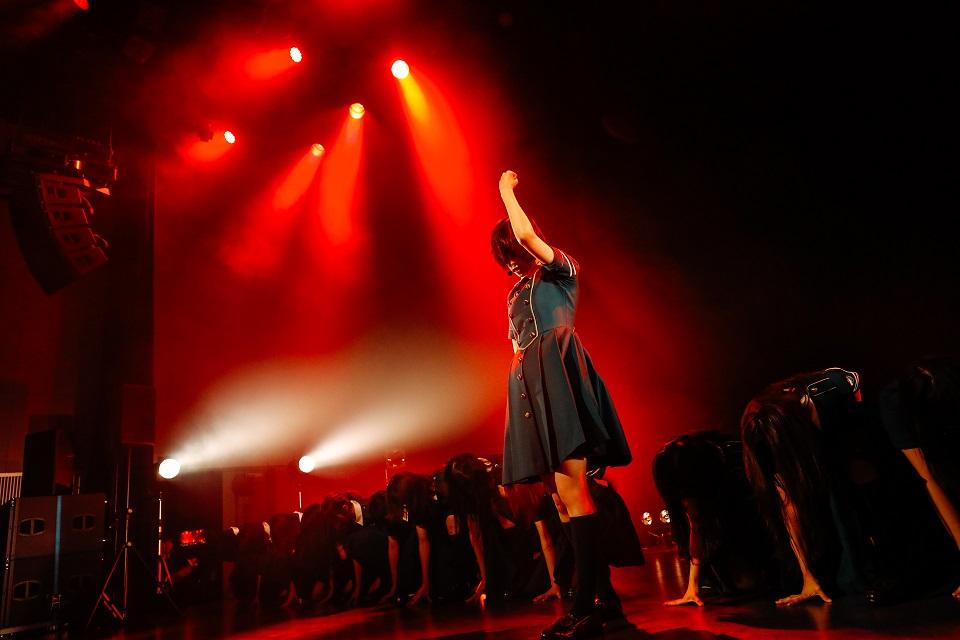 欅坂46 @渋谷ストリーム・オープニングセレモニー ライブ