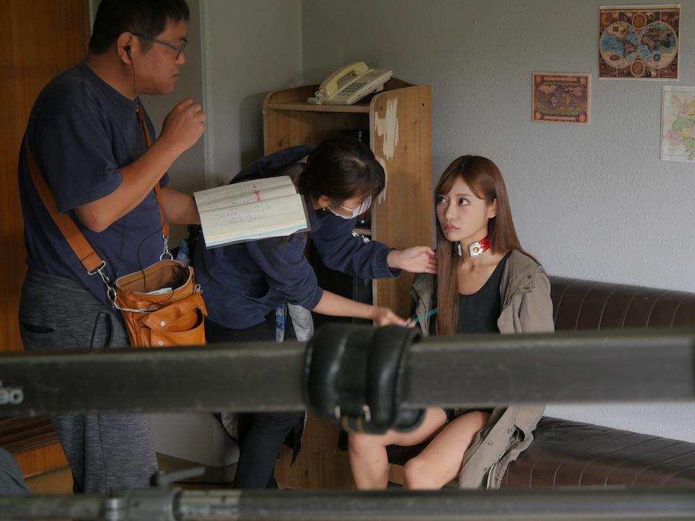 明日花キララ 映画「アイアンガールFINAL WARS」