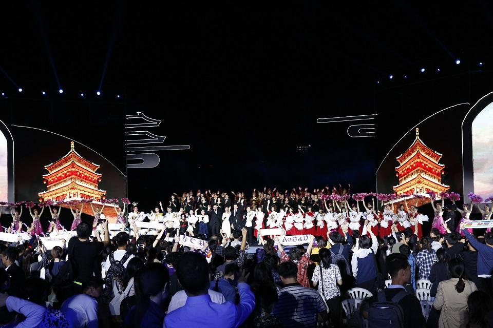 乃木坂46、初の中国ライブ