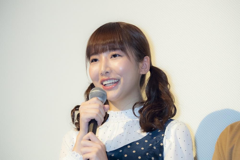 双松桃子 ONLY SILVER FISH 完成披露舞台挨拶20181022