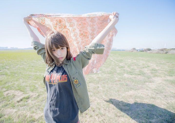 藤川千愛 アー写(元まねきケチャ) 2018.10.31