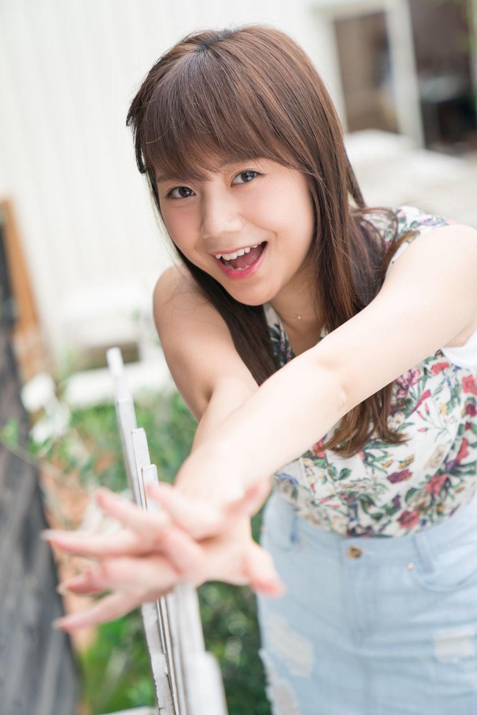 今井美桜/『女子大生キャスター大図鑑』(撮影・根本好伸/文藝春秋)より