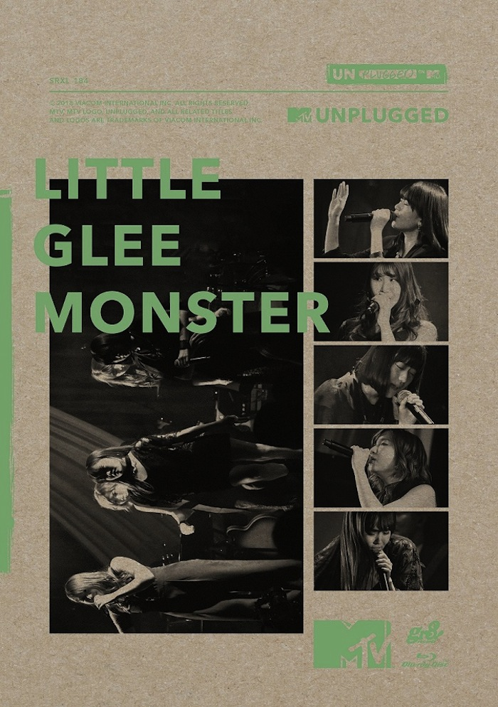 Little Glee Monster 「MTV Unplugged」