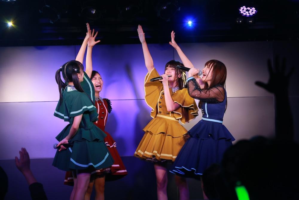 マジカル・パンチライン(浅野杏奈、小山リーナ、清水ひまわり、沖口優奈)