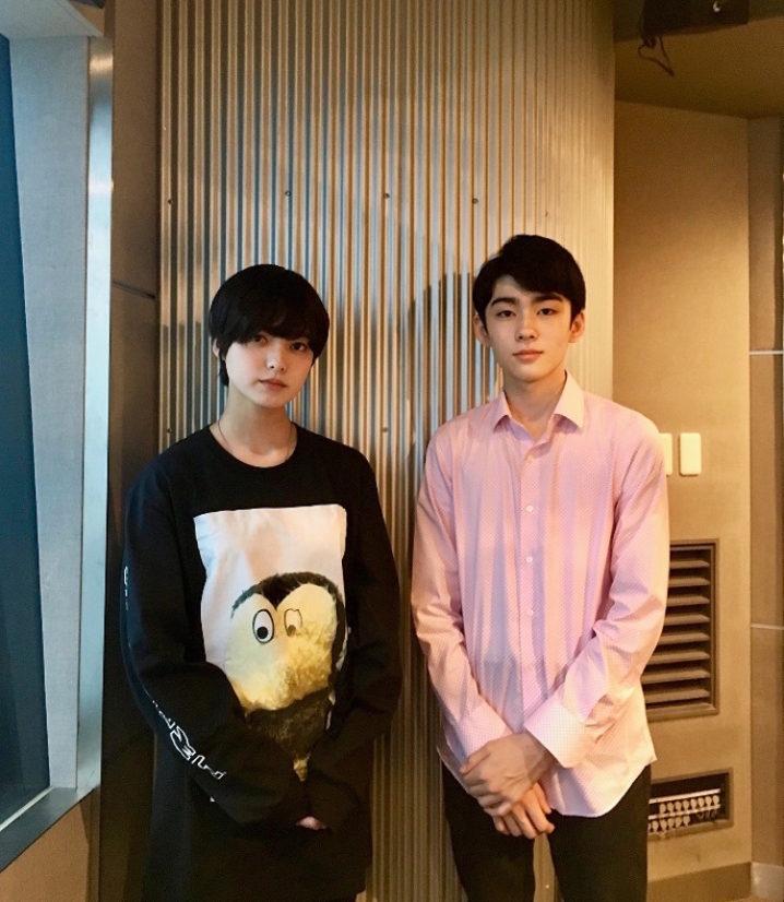 平手友梨奈(欅坂46)と市川染五郎の対談/J-WAVE(81.3FM)「RADIO SWITCH」
