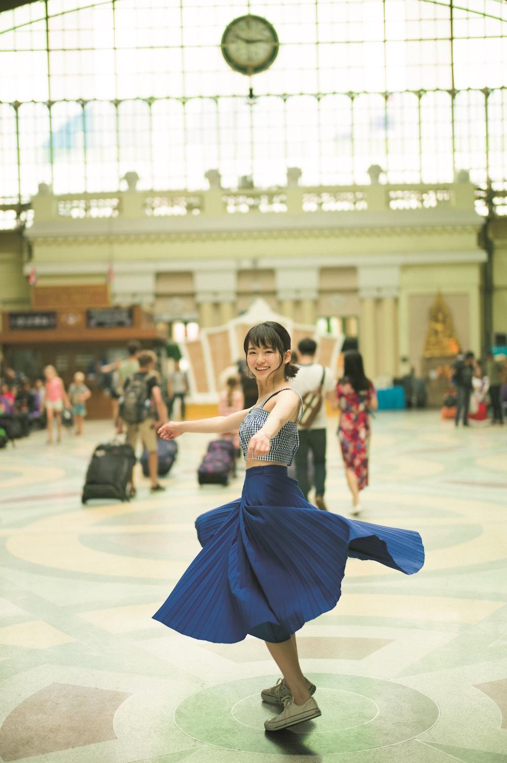 山田杏奈ファースト写真集/女優