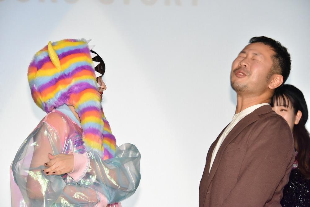 映画「ヌヌ子の聖★戦 ~HARAJUKU STORY~」舞台挨拶(2018.11.16)