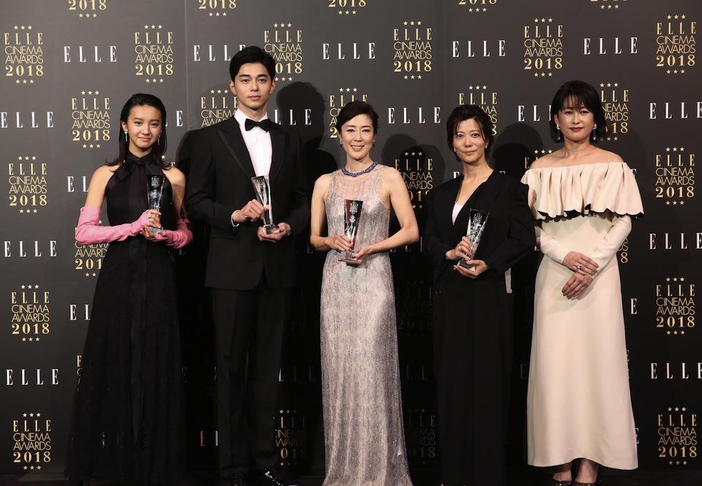 Koki, 「エル・ガール ライジングスター賞」受賞(2018年11月26日)