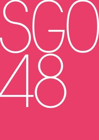 AKB48ベトナム公式姉妹グループ『SGO48』LOGO(ロゴ)