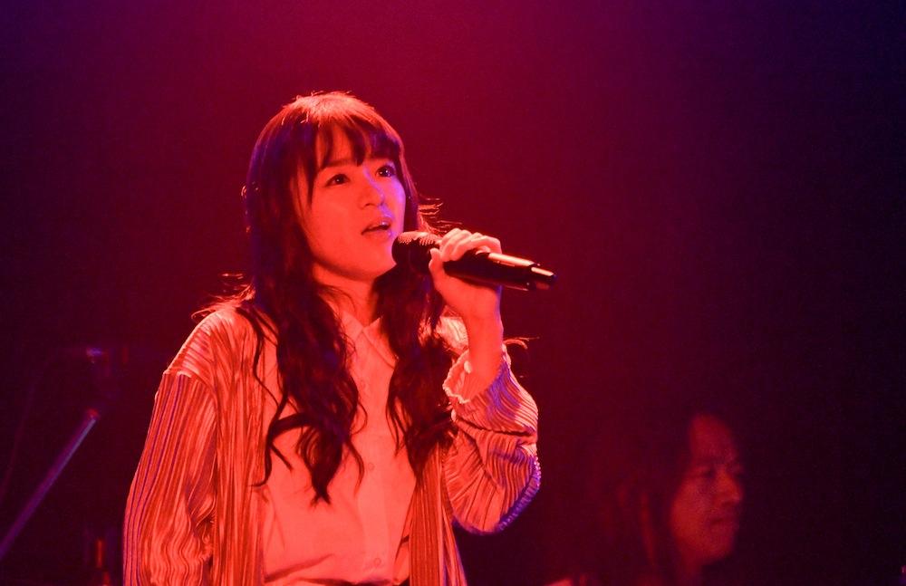 yoshimi(杉本よしみ☆d-girls)ライブ 2018年11月24日