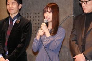 武藤十夢/映画「おかあさんの被爆ピアノ」製作発表にて(2018年12月17日)