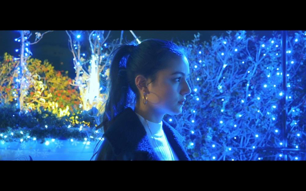 Celeina Ann、新曲「Christmas in Tokyo 」MV