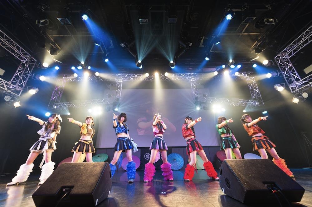 COLOR'z/新宿ReNY ワンマン公演にて(2018年12月3日)