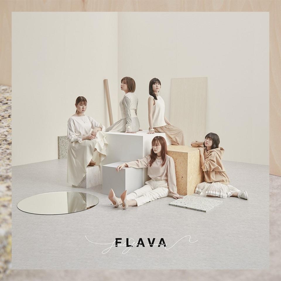 Little Glee Monster・4thアルバム「FLAVA」アートワーク【初回限定盤A DVD】