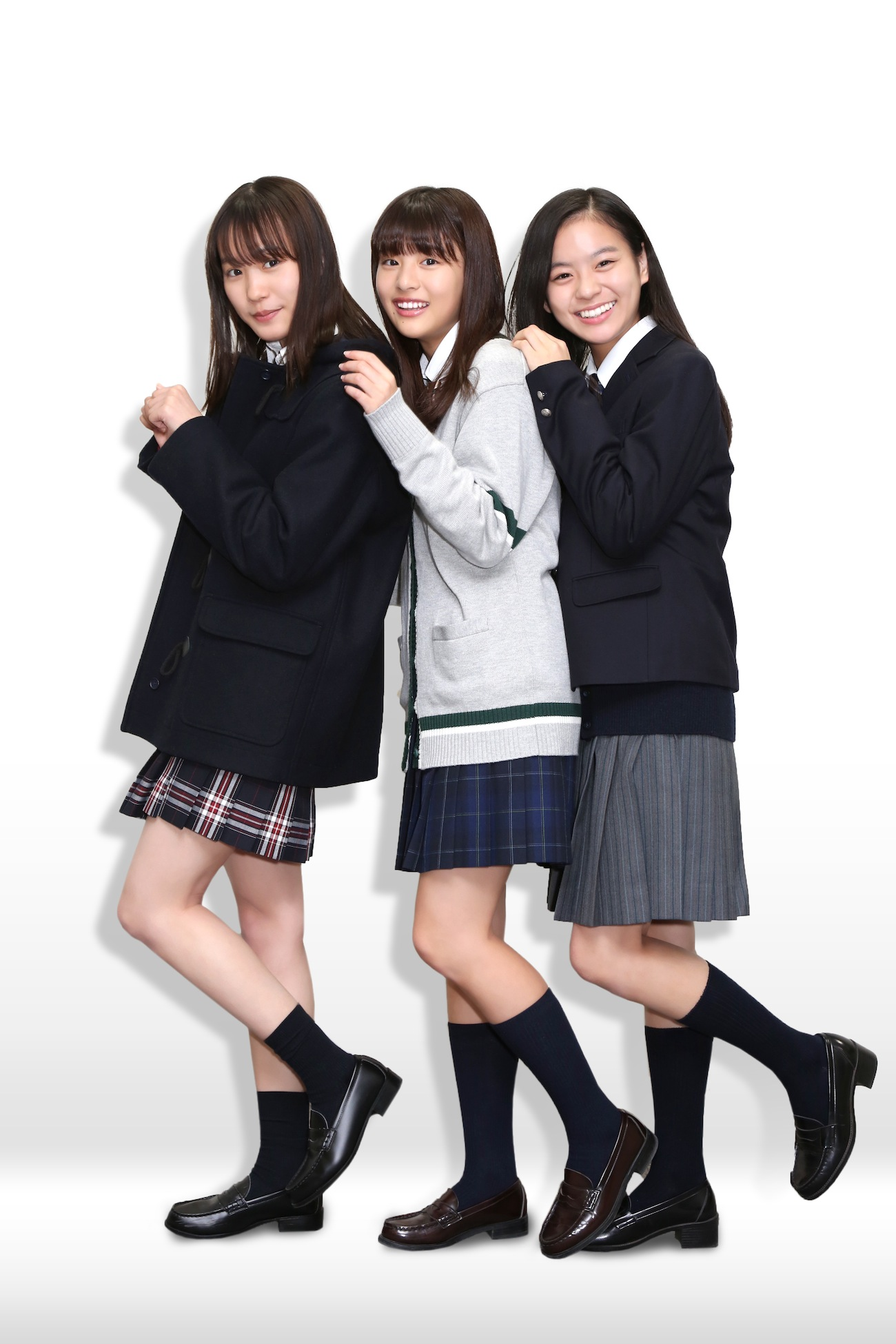 南沙良、出口夏希、永瀬莉子/『ココア』主演