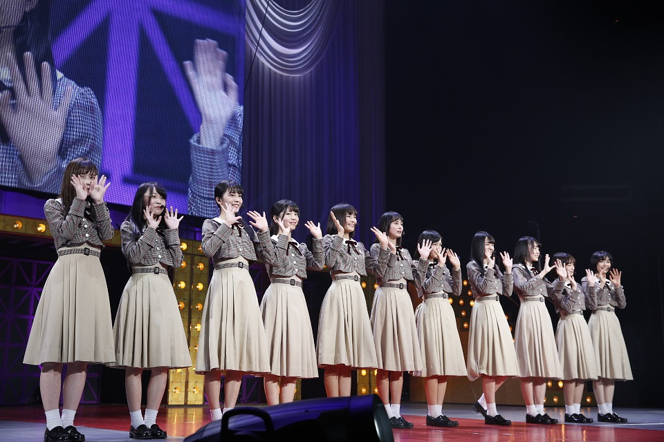 乃木坂46・4期生 初お見立て/2018年12月3日(月)日本武道館